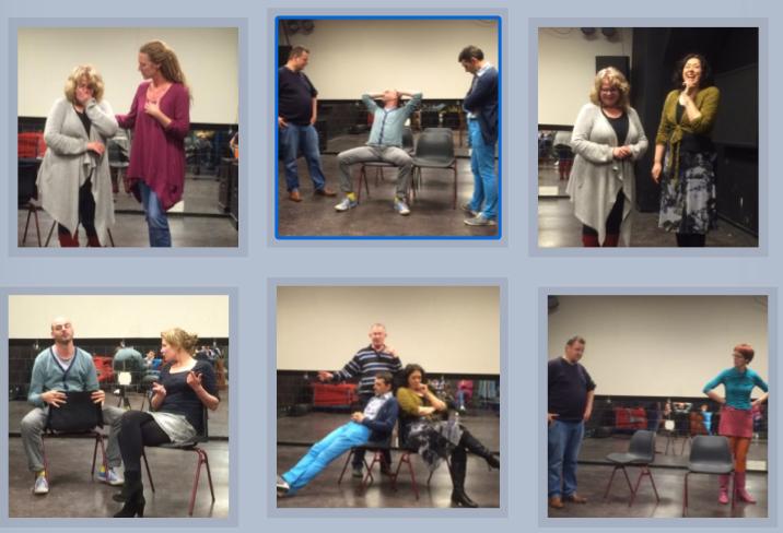 casting Theatergroep Spiegel