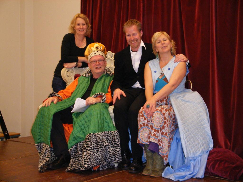 Koning Arend verveelt zich- www.theatergroepspiegel.nl