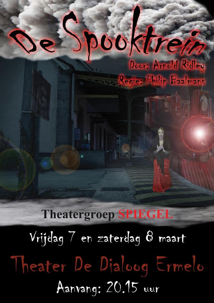 De Spooktrein- Theatergroepspieg
