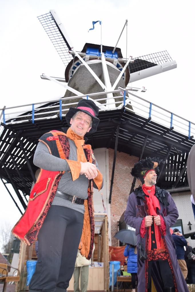Middeleeuws festifal- Theatergroep spiegel.nl