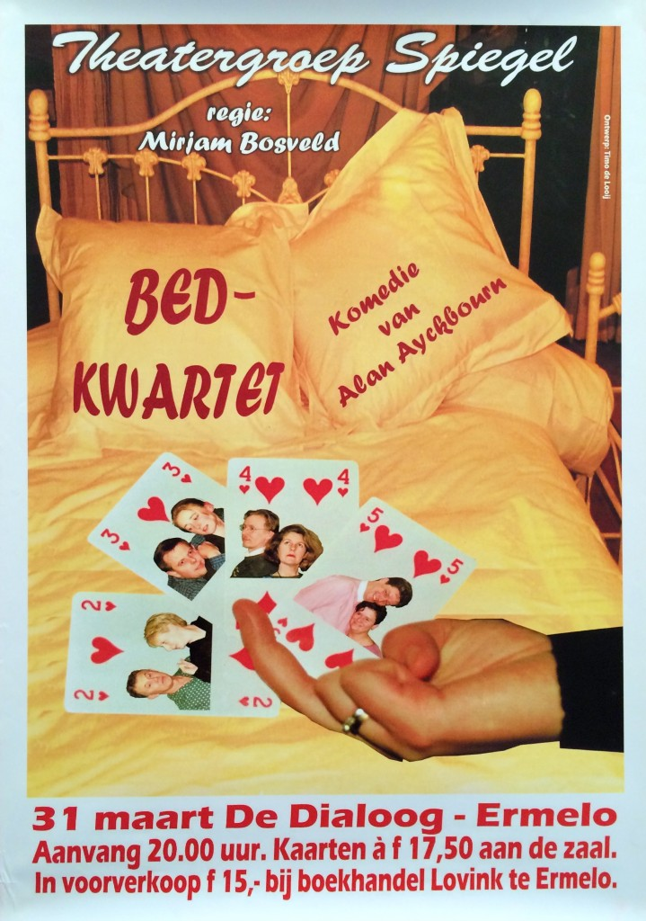 Poster Bedkwartet
