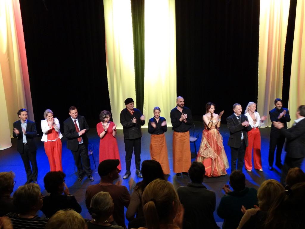 Pirandello - www.theatergroepspiegel.nl