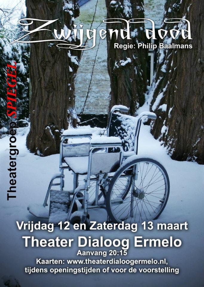Zwijgend dood - www.theatergroepspiegel.nl