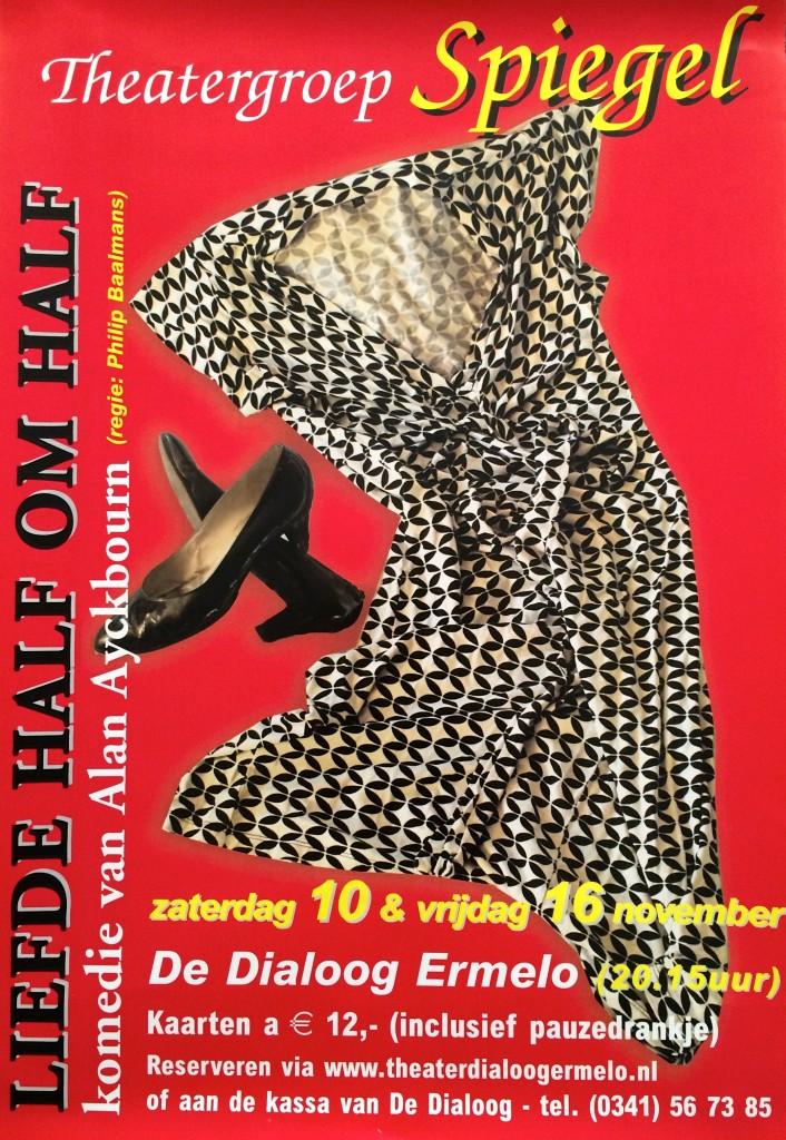poster Liefde half om half 2006