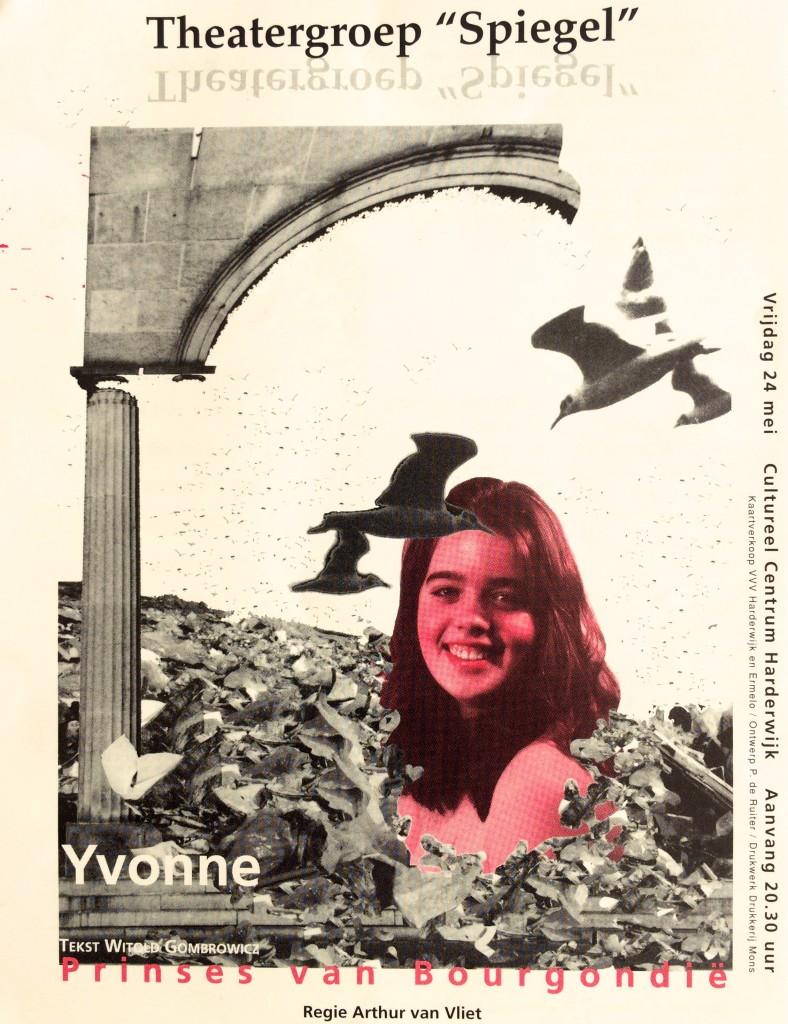 Flyer Yvonne